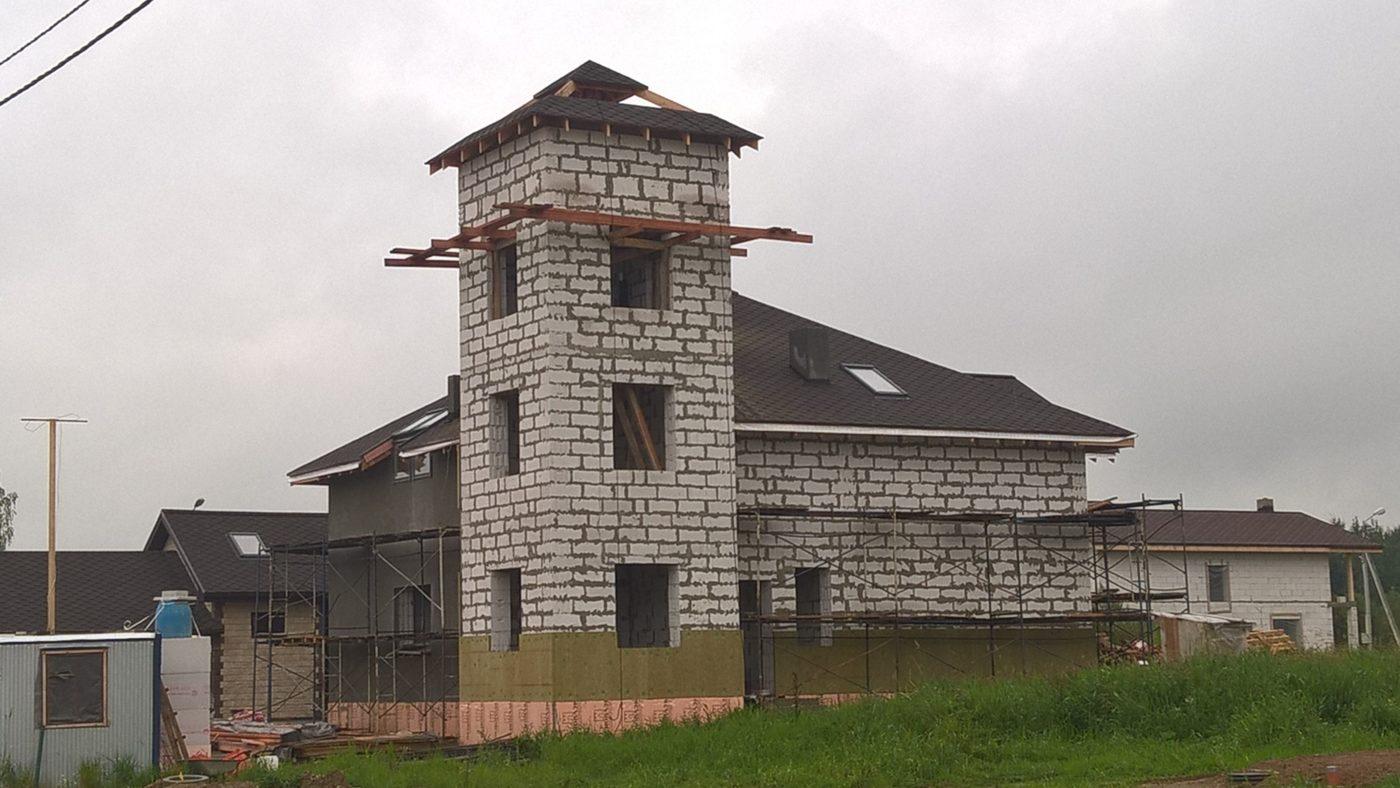 СК СИТИРУФ строит дом в п. НОВЫЙ-ПЕТЕРГОФ КП «НОВЫЕ ТЕРРИТОРИИ»