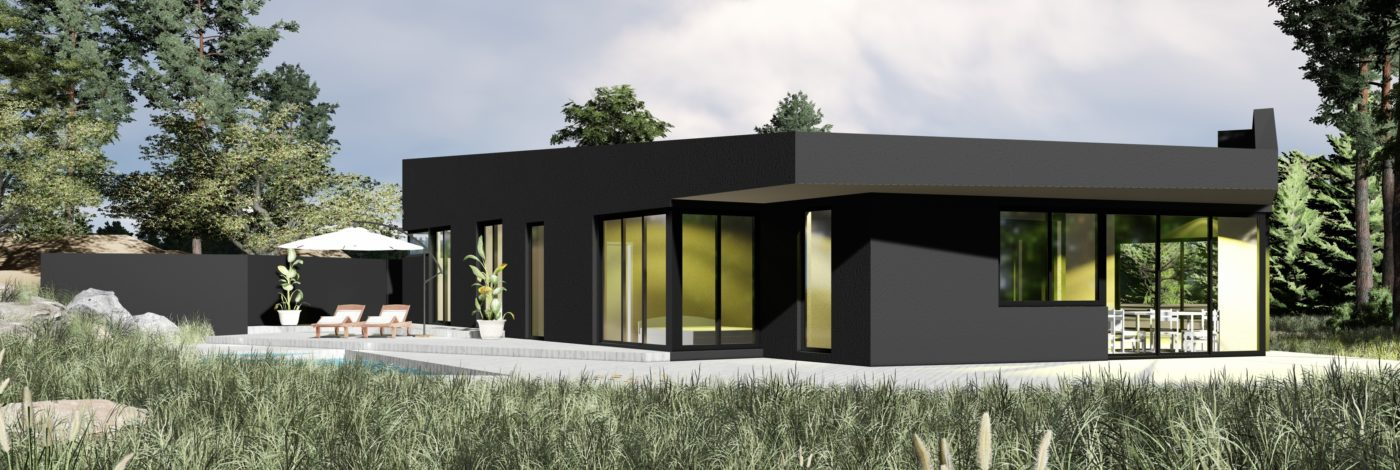 Проект  BLACK VSHAPE 162
