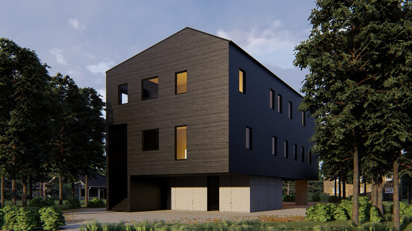 Проект BLACK BIGONE 337