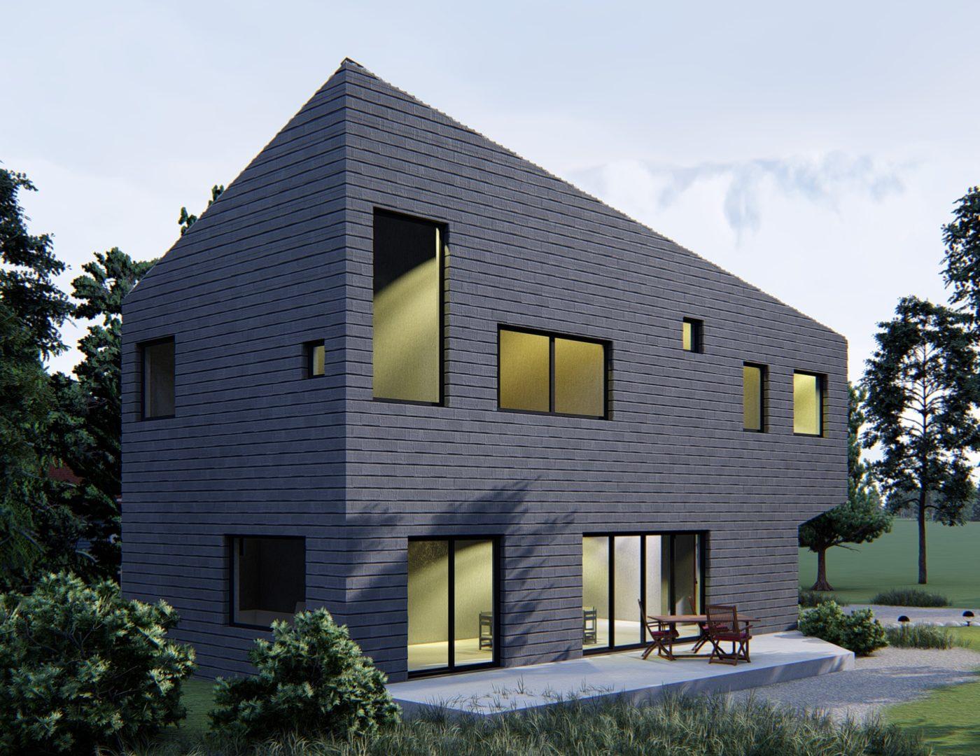 Проект BLACK ROSEDOORS 207