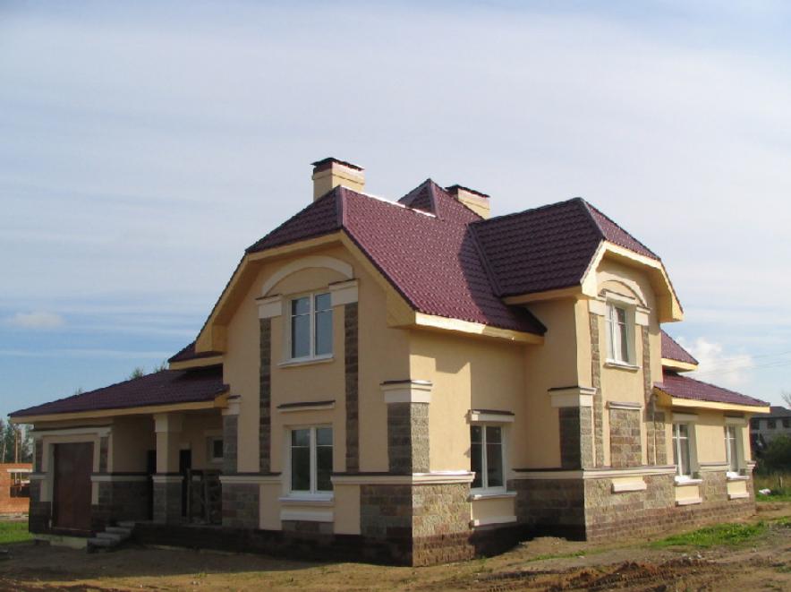 п.Глинка Коттедж